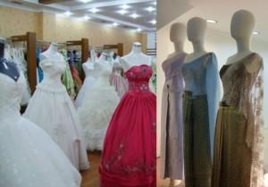 بدلات العرائس في الصين