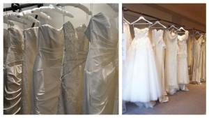 فساتين الزفاف والسهرة في الصين